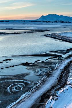 Osar black & blue beach