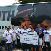 Atlanta Braves names Jason Winter a Community Hero of Atlanta