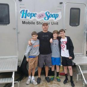 Hope Thru Soap on 11Alive News