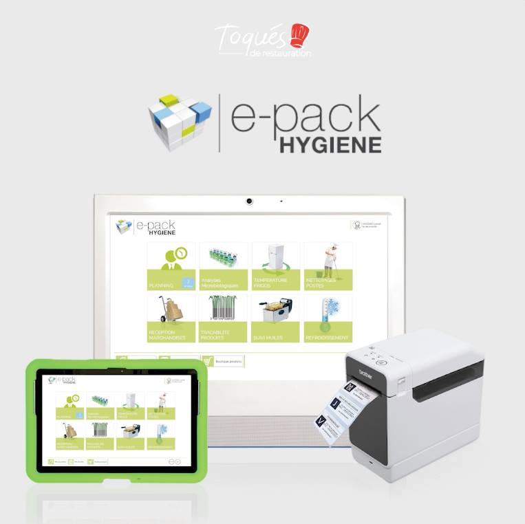 Gérez votre plan de maîtrise sanitaire avec ePack Hygiene