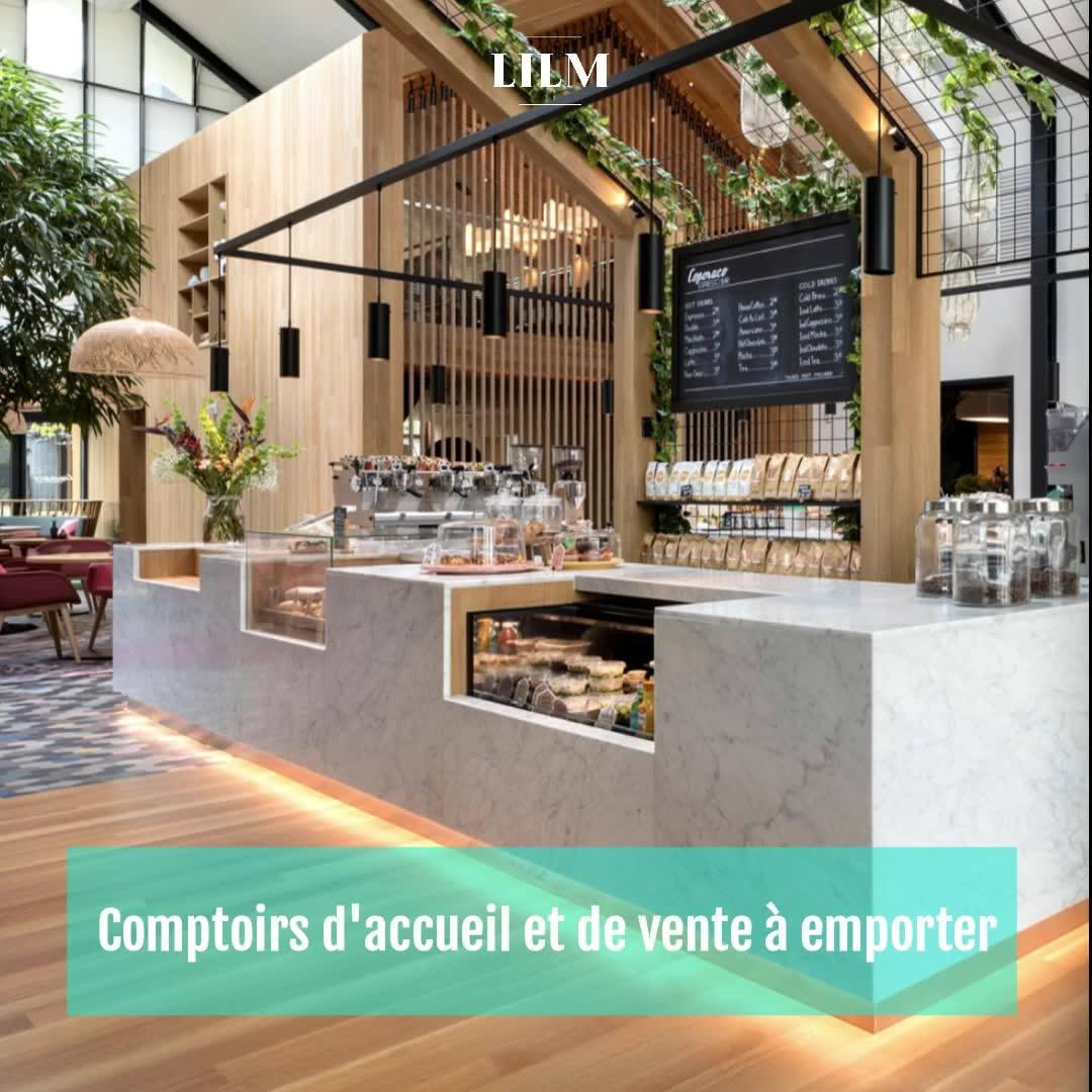 Lilm, l'aménagement sur mesure pour les restaurants