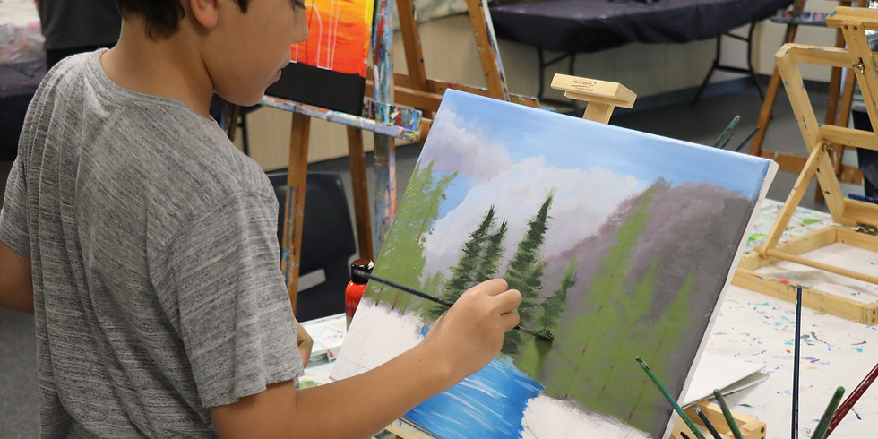 Painting Class Wednesday 1st July 9am - 12pm