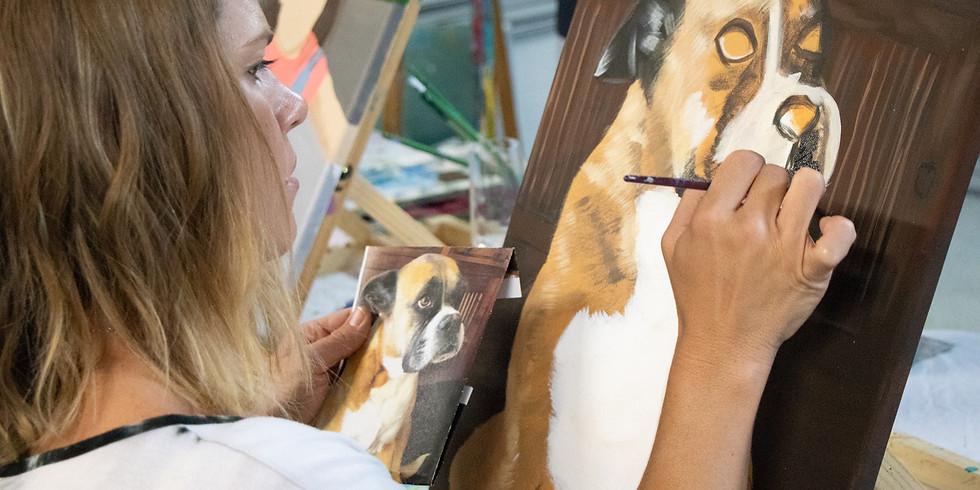 Sip and Paint Saturday 24th November 1pm - 4pm