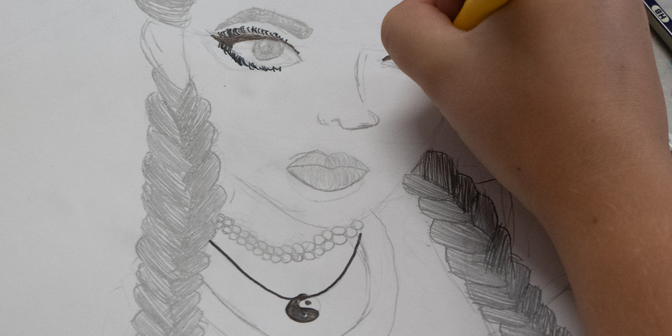 Drawing Class - Friday 12th April 1pm -4pm (1)