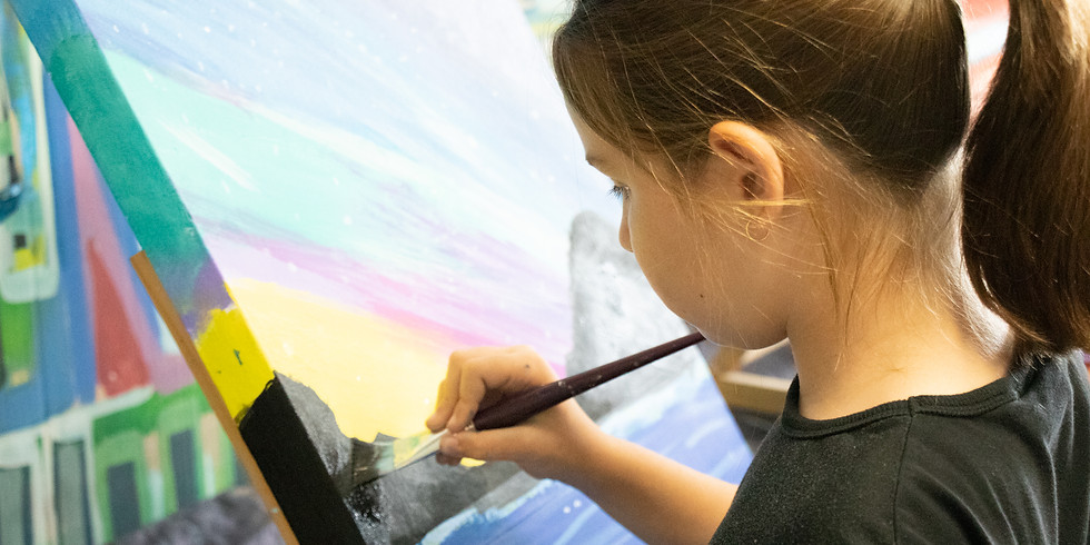 Painting Class Tuesday 9th April 1pm - 4pm