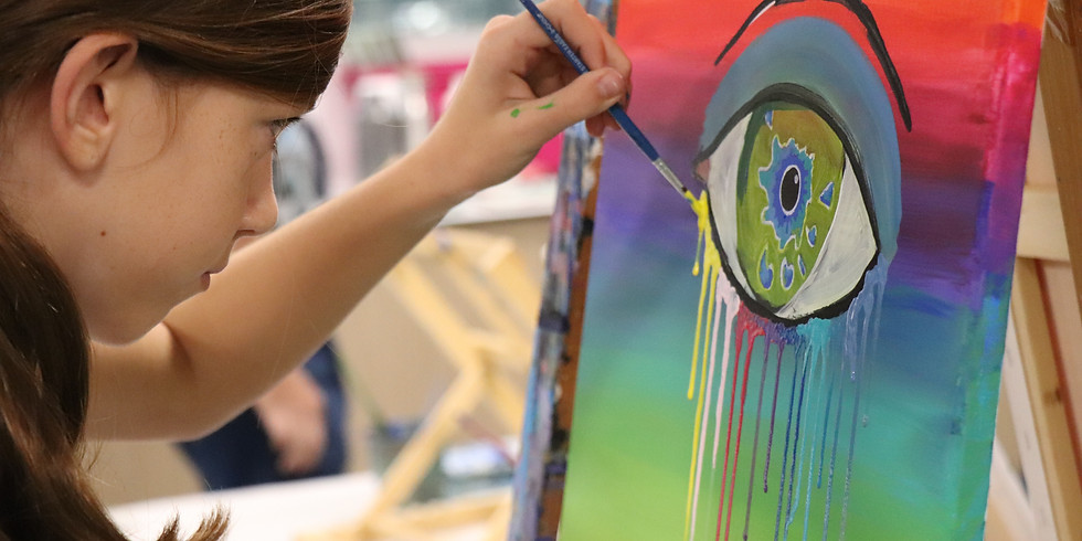 Painting Class Friday 11th Dec 9am - 12pm