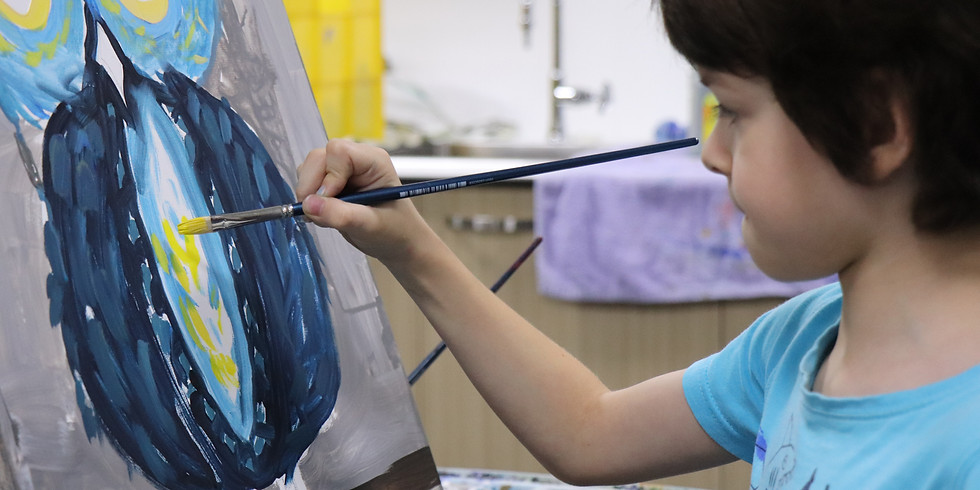 Painting Class Monday 23rd September 1pm - 4pm