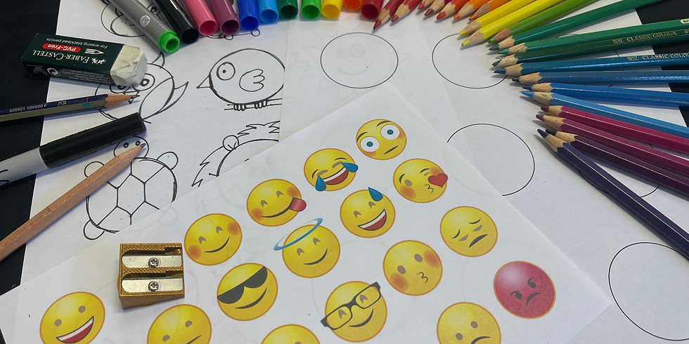 Creative Characters Workshop (Prep - 2) - Monday 20th September 9am - 11am
