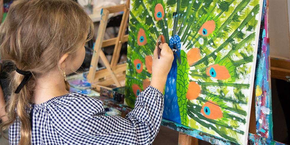 Painting Class Tuesday 15th Dec 9am - 12pm