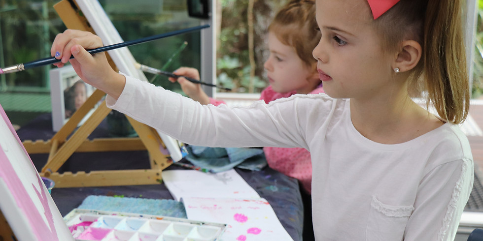 Painting Class Monday 23rd September 9am - 12pm