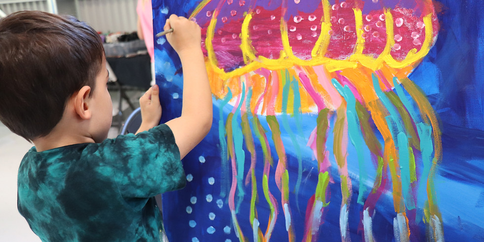 Painting Class Friday 2nd July 1pm-4pm (Grades 1+)