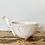 Thumbnail: Ceramic Heart Bowl & Spoon Set