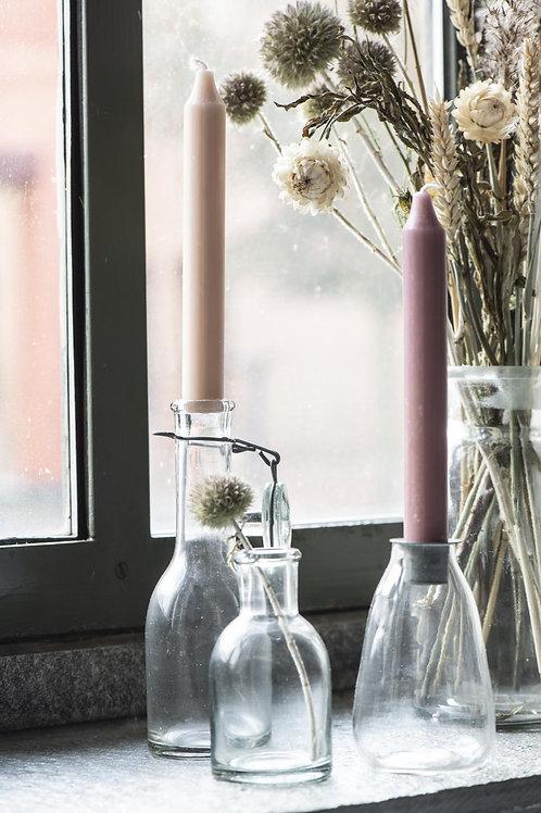 Vase Base Candle Holder