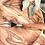 Thumbnail: Tapas Forks, Acacia Handle, Set of 2