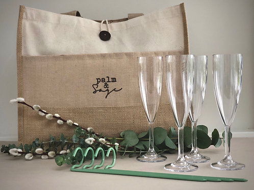 Picnic Pack, Champagne