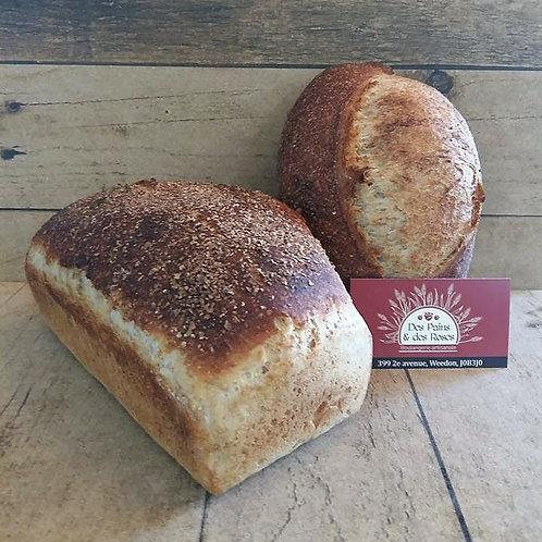 Pain brun/Brown bread