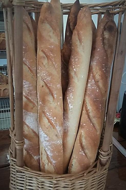 Baguette française/ French baguette