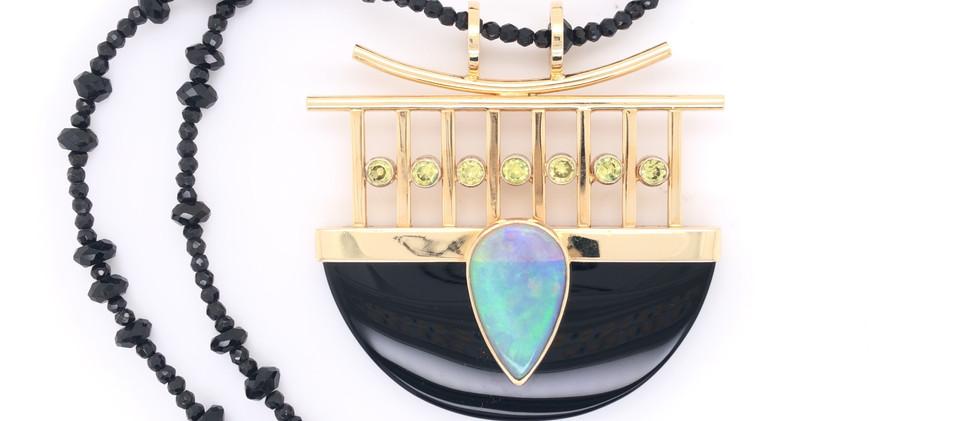 Seven Houses Amulet