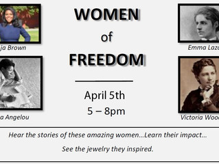 Inspiration for Women of Freedom