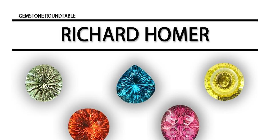 Gemstone Roundtable - Richard Homer