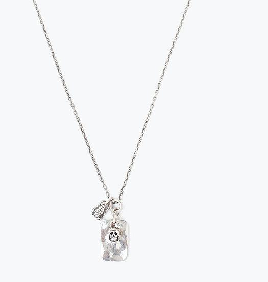 Chan Luu necklace silver