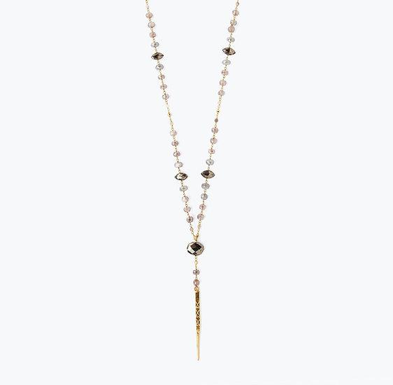 Chan Luu necklace  pink mix