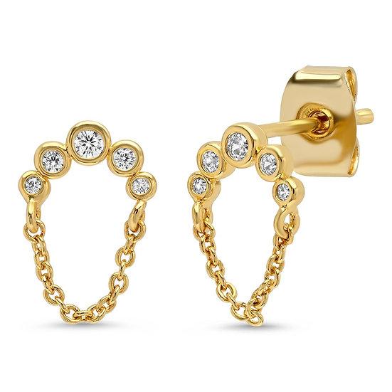 Tai dangle earring