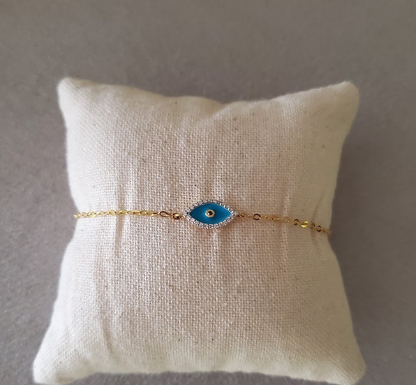14 karat bracelet
