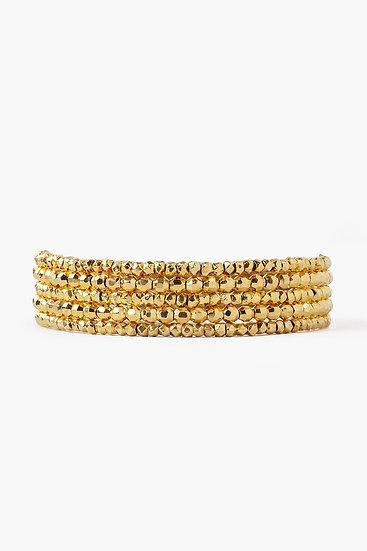 Chan Luu bracelet yellow goldZ
