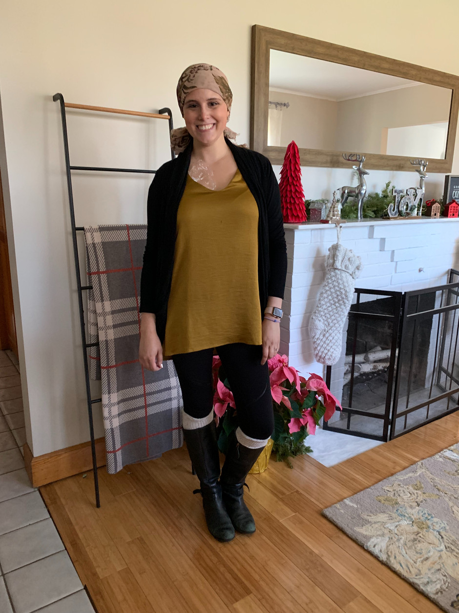 A day in the life of a chemo patient
