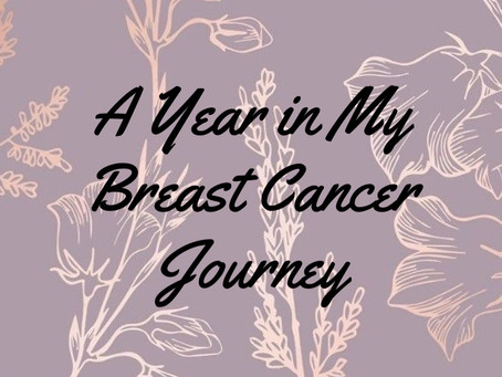 My Cancerversary