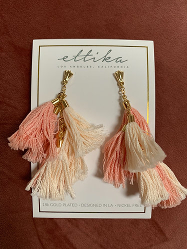 Ettika | Tassel Earrings