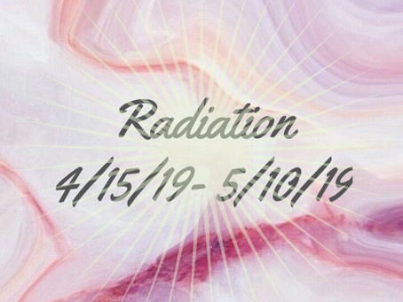 Radiation Recap