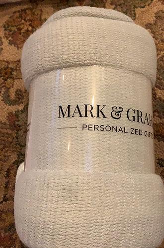 Mark & Graham | Colorblock Throw