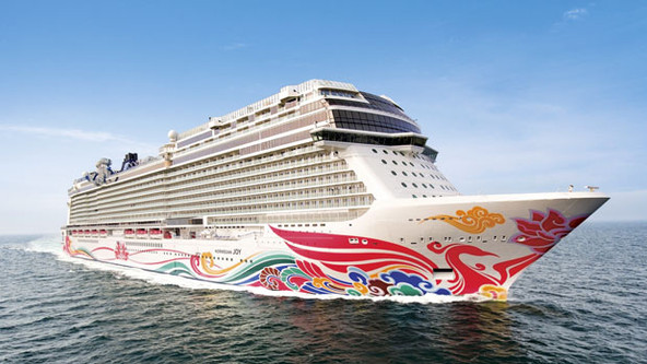 Norwegian traz seus Big Ships para a ABAV Expo