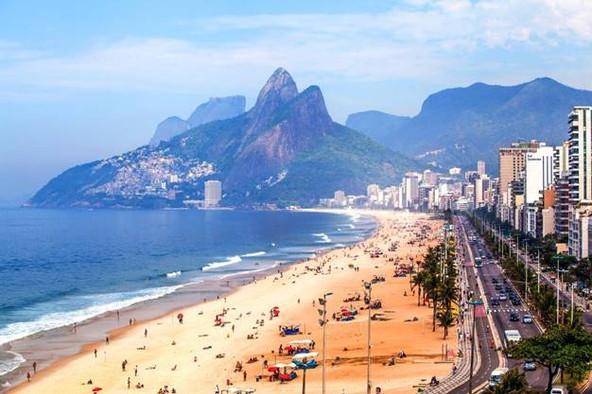 RIO DE JANEIRO CONTINUA SENDO O DESTINO MAIS VISITADO DA AMÉRICA DO SUL