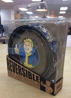 Reversible Belt Concept Packaging