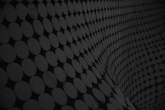 Gray Round Patterns