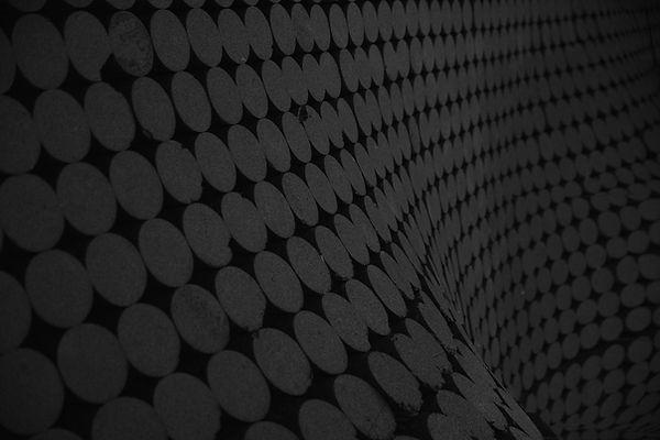 Grau Round Patterns