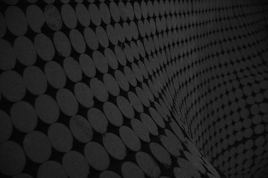 Los patrones de color gris Ronda