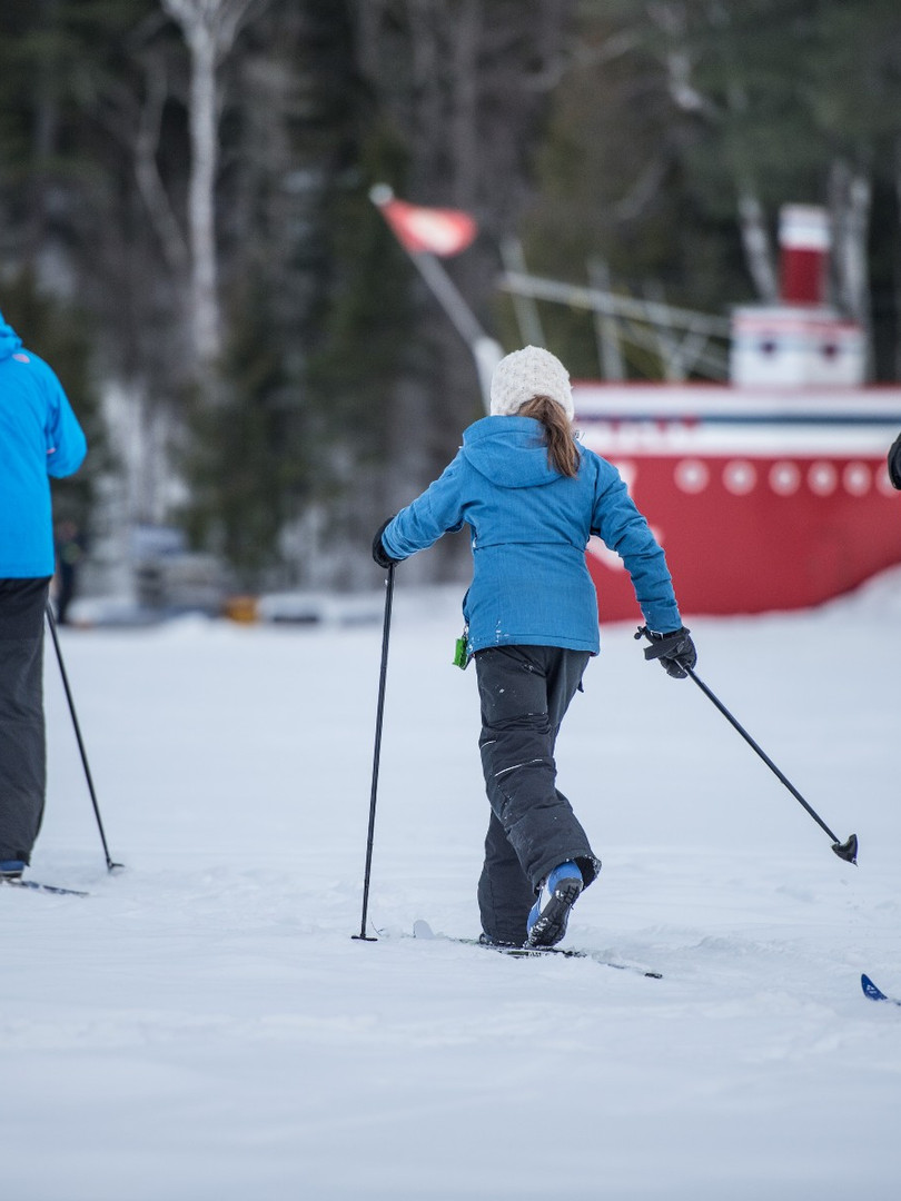 Ski famille Havre Familial