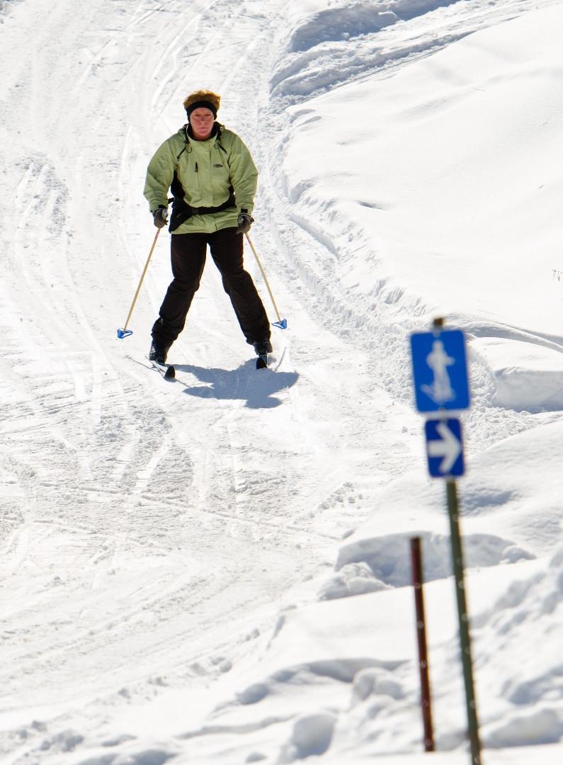 Descente ski Havre Familial