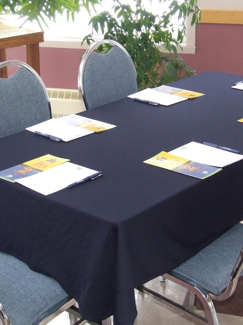 Tables de réunion Havre Familial