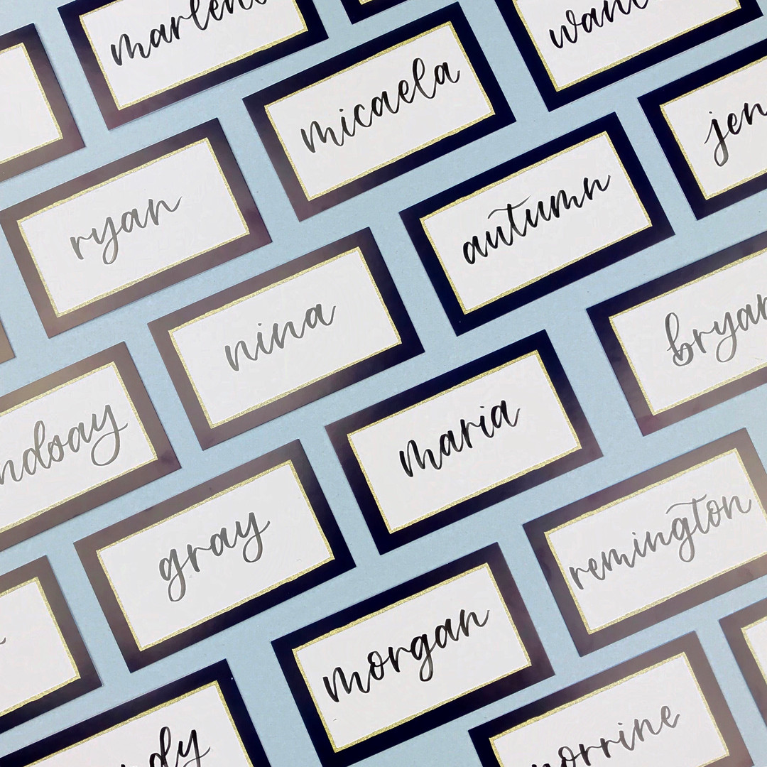paper tented Place Cards Clear Acrylic Sign Unplugged Ceremony Signature Drink Illustration Bar Menu Clear Acrylic Sign Seating Chart Calligraphy Wedding Welcome Sign Wedding GTA Toronto York Region Calligraphy Calligrapher Megan Nicole Lettering Order of Events Sign