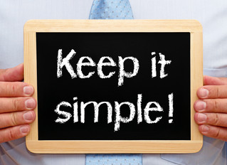 The Positive Impact of Simplicity
