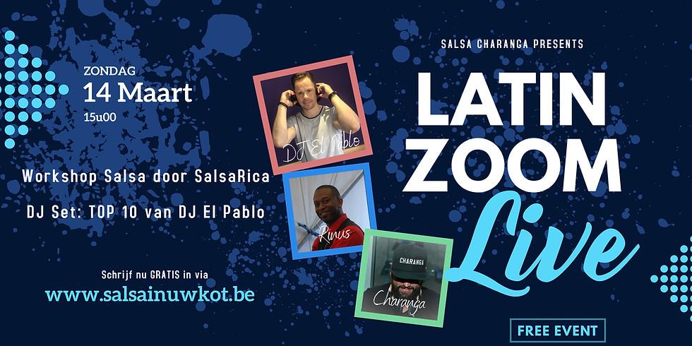Latin Zoom Live