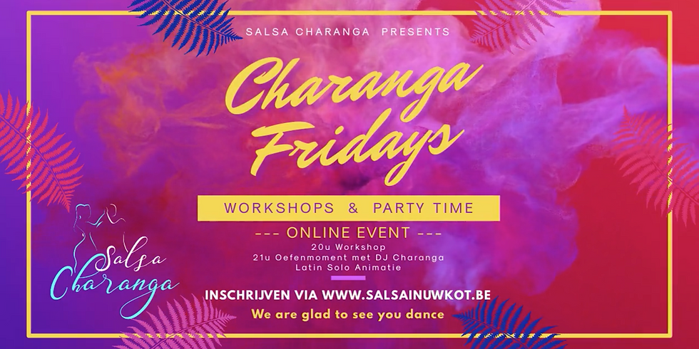Charanga Fridays