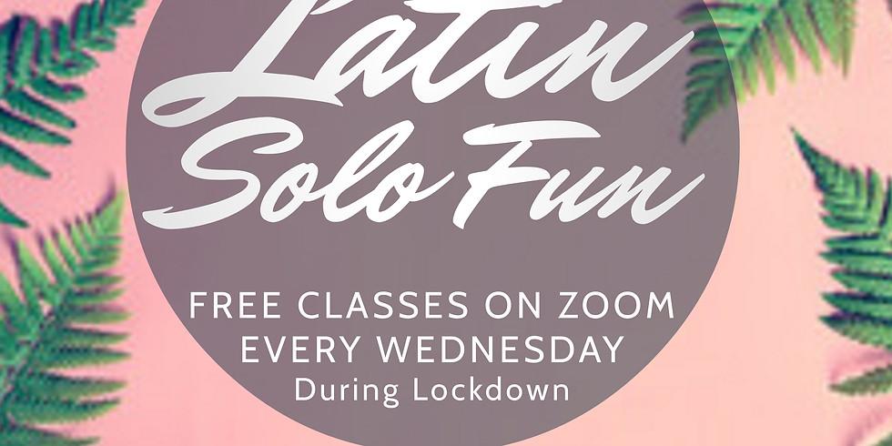 Latin Solo Fun 9/12