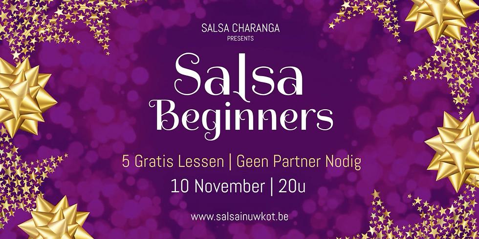 Salsa Beginners Les 4
