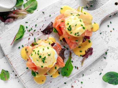 Smoked Salmon Eggs Benedict Recipe
